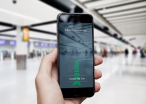 Airports augmented reality